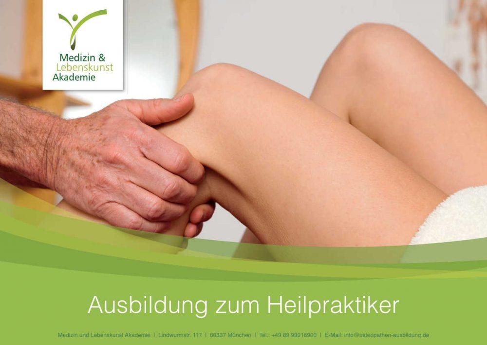 Ausbildung zum Heilpraktiker an der Medizin und Lebenskunst Akademie in München