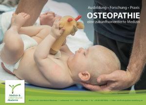 Osteopathie, eine zukunftsorientierte Medizin