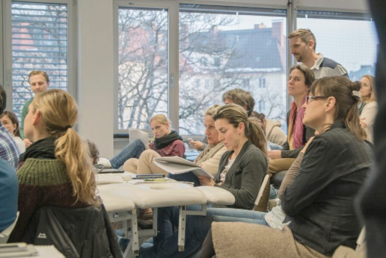 Qi Gong Ausbildung - Theorie und Praxis in unseren attraktiven Schulungsräumen in München
